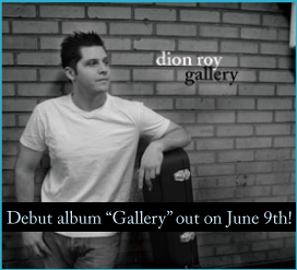 """dion roy """"gallery"""""""