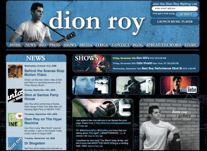 Dion Roy Pete Yorn Ryan Adams